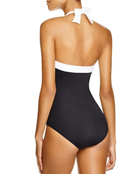 3c8a00149b ... Ralph Lauren - Bel Aire Maillot One Piece Swimsuit