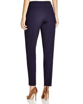 Elie Tahari - Jillian Stretch Wool Slim Pants