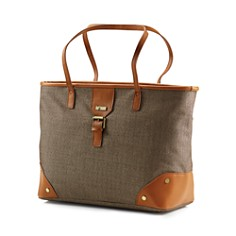 Hartmann - Herringbone Luxe Shoulder Bag