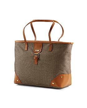 Hartmann - Herringbone Luxe Shoulder Bag