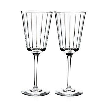 Rogaska - Avenue White Wine Glass, Set of 2