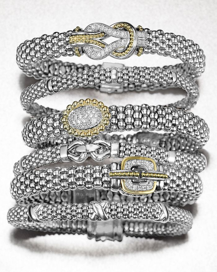LAGOS - Caviar Bracelet Collection