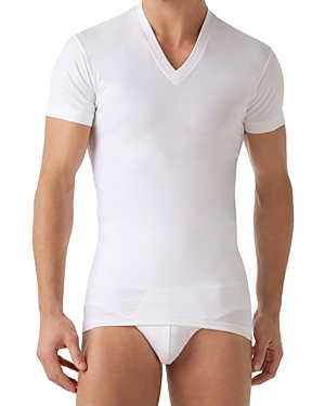 2(X)Ist Form-Shaping V-Neck Tee