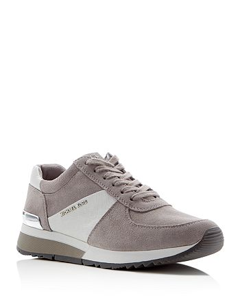 6958bcec MICHAEL Michael Kors Allie Lace Up Sneakers | Bloomingdale's