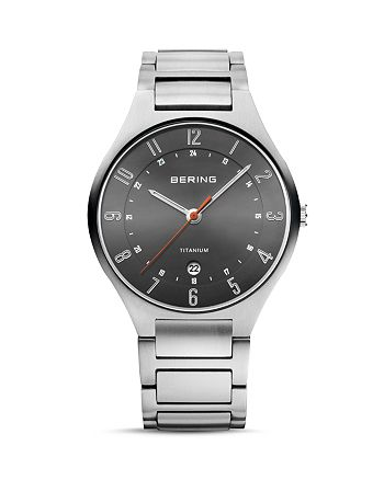 Bering - Titanium Watch, 39mm