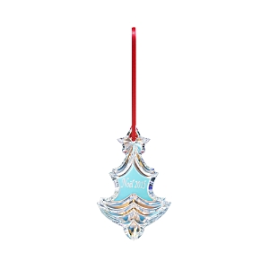 Baccarat 2015 Annual Ornament, Iridescent