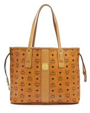 Mcm Liz Reversible Medium Tote
