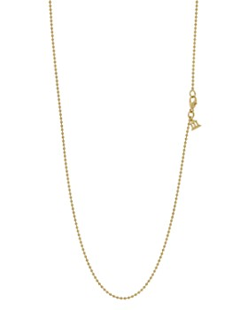 Temple St. Clair - Temple St. Clair 18K Yellow Gold Ball Chain