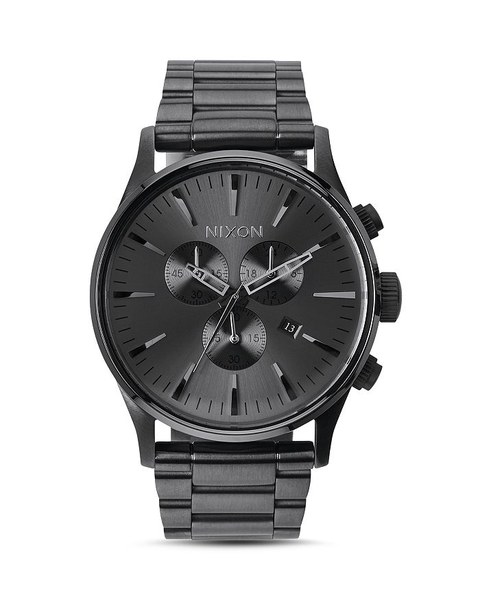 Nixon - Sentry Chronograph Watch, 42mm