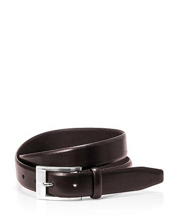 HUGO - Brandon Smooth Leather Belt