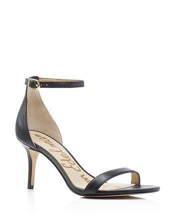 54953ccf8 Sam Edelman - Women s Patti Ankle Strap Sandals