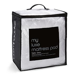 Bloomingdale's My Luxe Mattress Pad, Queen - 100% Exclusive