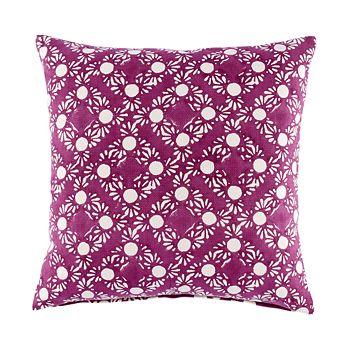 "JR by John Robshaw - Simi Decorative Pillow, 20"" x 20"""
