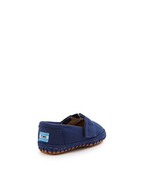 TOMS - Boys' Canvas Slip Ons - Baby