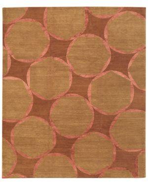 Tufenkian Artisan Carpets Tranquility Spice Area Rug, 10' x 14'