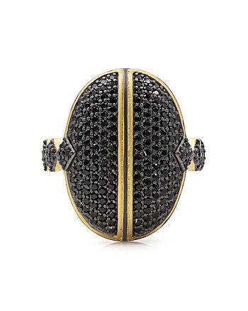 Freida Rothman - Pavé Dome Cocktail Ring