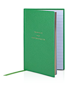 Smythson - Travel and Experiences Notebook
