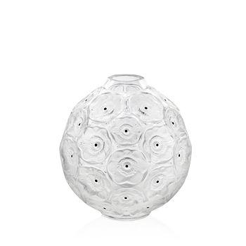 Lalique - Anemone Bud Vase