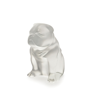 Lalique Bulldog Figure
