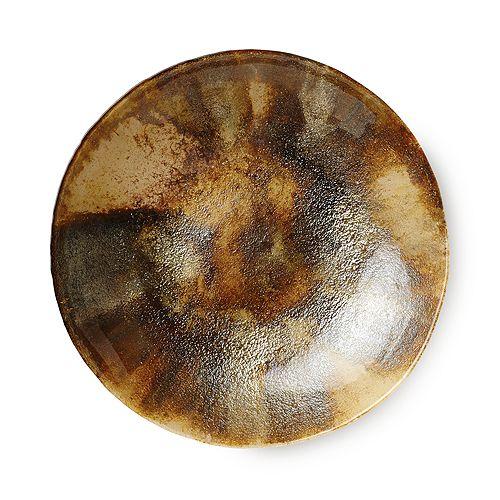VIETRI - Earth Glass Large Serving Bowl