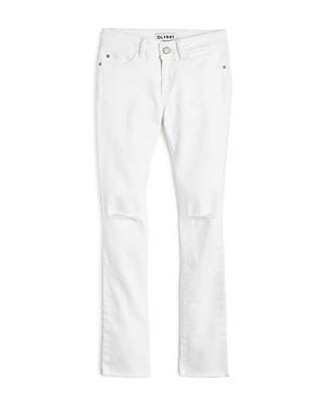 DL1961 Girls' Chloe Ripped Skinny Jeans - Big Kid