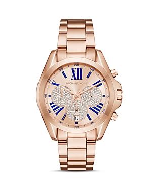 Michael Kors Bradshaw Chronograph Watch, 38mm