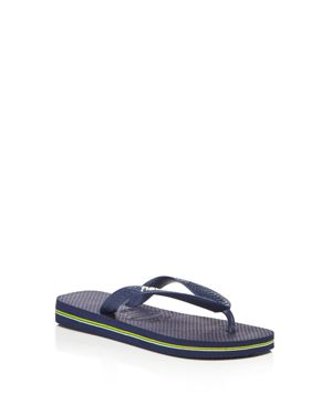 havaianas Boys' Brazil Logo Flip-Flops - Toddler, Little Kid, Big Kid