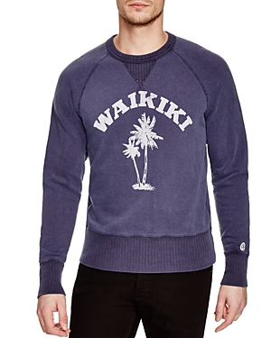 Todd Snyder + Champion Waikiki Graphic Sweatshirt