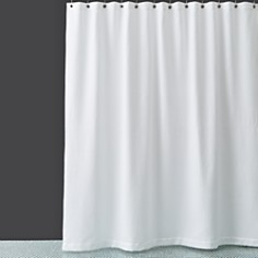 Hudson Park Waffle Weave Shower Curtain - 100% Exclusive - Bloomingdale's_0