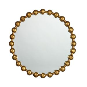 Jamie Young Large Ball Chain Mirror