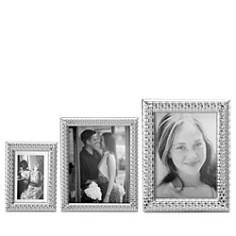 Reed & Barton Watchband Silver Frames - Bloomingdale's Registry_0