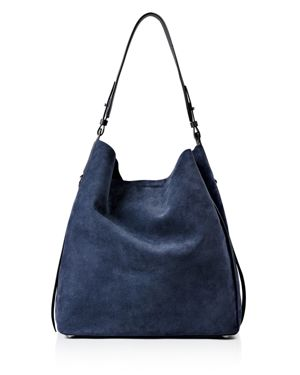 Allsaints Paradise Suede North/South Tote 1641316