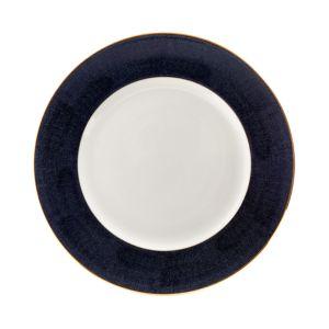 Monique Lhuillier Stardust Night Dinner Plate