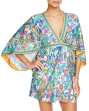 Trina Turk Mykonos Tunic Swim Cover-Up - 100% Exclusive