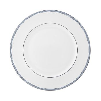 Vera Wang - Wedgwood Grosgrain Indigo Dinner Plate