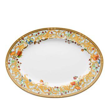 Versace - Butterfly Garden Medium Platter