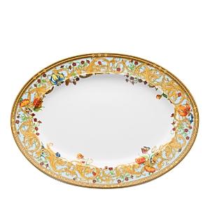 Rosenthal Meets Versace Butterfly Garden Medium Platter