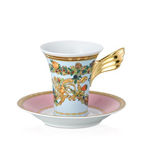 Rosenthal Meets Versace - Versace Butterfly Garden After Dinner Cup