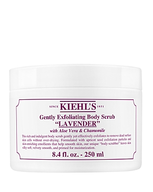 Kiehl's Since 1851 Lavender Gently Exfoliating Body Scrub