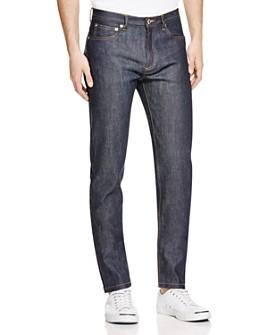A.P.C. - Petit New Standard Slim Fit Jeans in Indigo Stretch