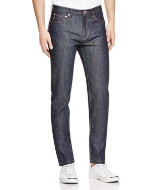 A.p.c. Petit New Standard Skinny Fit Jeans in Indigo