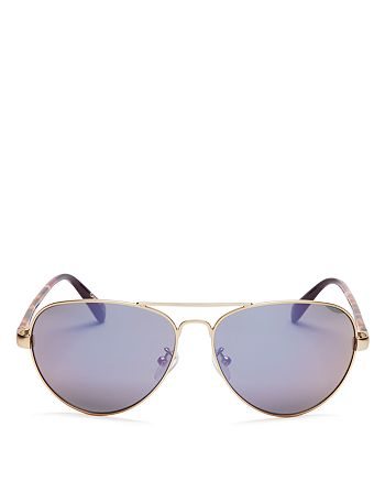 3c77c42bc501 TOMS Women's Maverick Mirrored Sunglasses, 60mm | Bloomingdale's