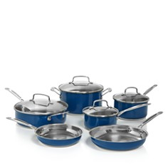 Cuisinart Stainless Steel Chef's Classic 10-Piece Cookware Set - Bloomingdale's Registry_0