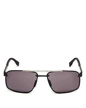 Hugo Boss 0773 / S Naviator Sunglasses, 63mm