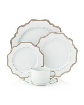 Anna Weatherley - Anna Weatherley Simply Anna Antique Platinum Dinnerware