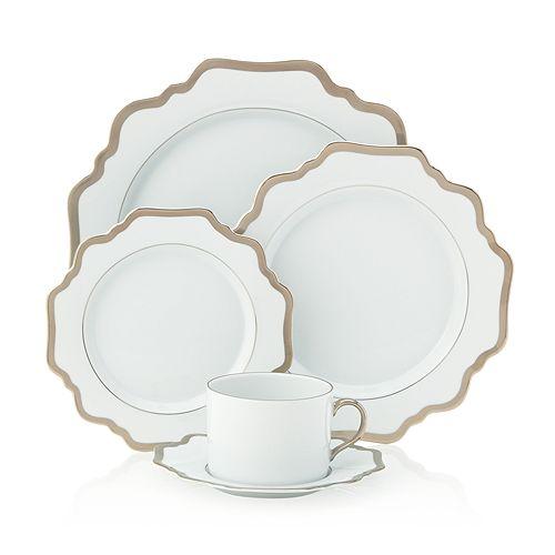 Anna Weatherley - Simply Anna Antique Platinum Dinnerware