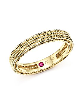 Roberto Coin - 18K Yellow Gold Symphony Braided Ring