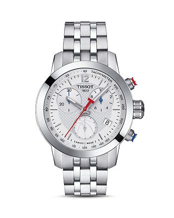Tissot - NBA PRC 200 Stainless Steel Chronograph, 34mm