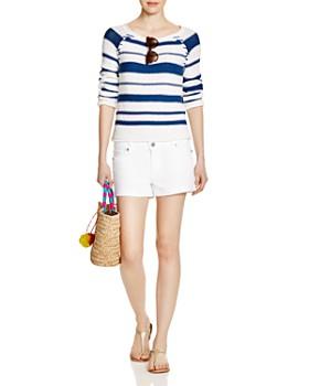 PAIGE - Sweater & Shorts