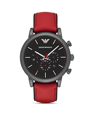 Emporio Armani Chronograph Watch, 46mm